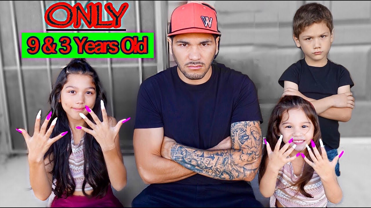 the-youngest-sisters-to-get-acrylic-nails-familia-diamond