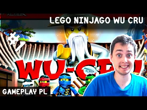 LEGO NINJAGO WU CRU PO POLSKU | NAJNOWSZA GRA LEGO NINJAGO 2016!