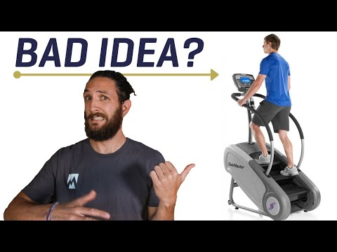 Training on a Stairmaster?
