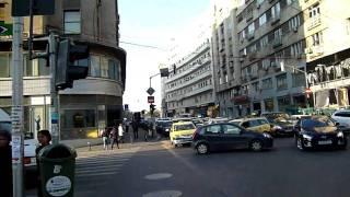 Traffic in Bucarest