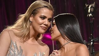Kourtney Kardashian SUPPORTING Khloe To FORGET About Tristan Thompson!