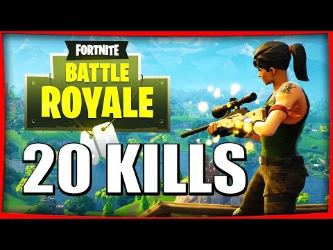 20 KILLS ! LE RECORD TOUJOURS PAS BATTU | FORTNITE BATTLE ROYALE Fr
