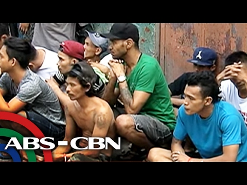 TV Patrol: 45 suspek sa droga, arestado sa Pasig City