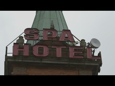 The One Percent Difference Town - The Lucan Spa Hotel