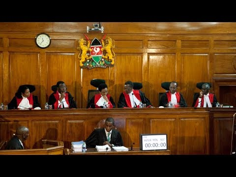 President Uhuru Kenyatta's plea to Supreme Court through lawyers in second petition