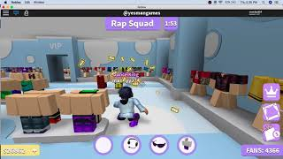 mandy the dancing queen in roblox dance off (episode 21)|| mandyy224