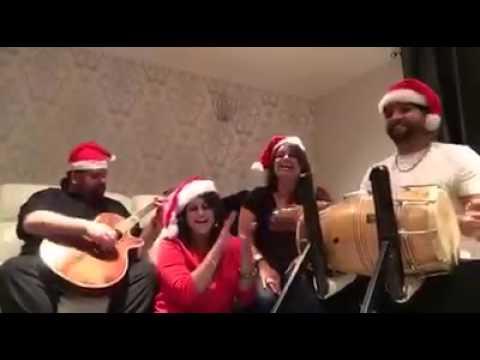 MERRY Christmas  funny song Punjabi 2015