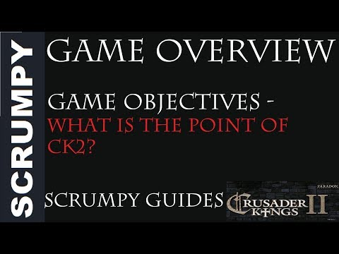 Crusader Kings 2 Game Overview what is Crusader Kings?