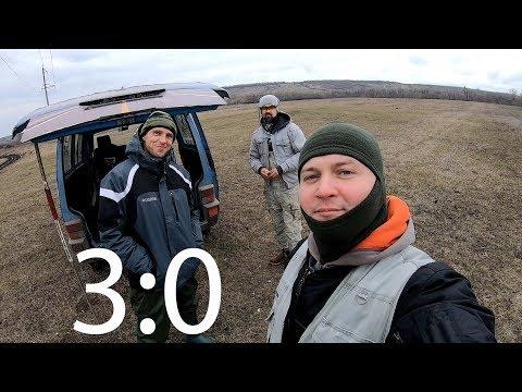 Снег, грязь и 3 спиннинга   Рыбалка на Донце   Давидо-Никольское 24 марта 2019
