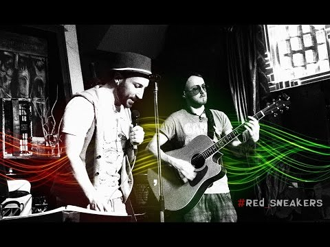 Don't Worry Be Happy Acoustic Reggae Cover (by Red Sneakers)