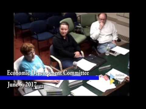 Economic Development Committee 5jun17
