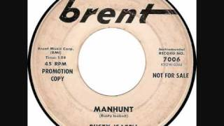 Rusty Isabell - Manhunt