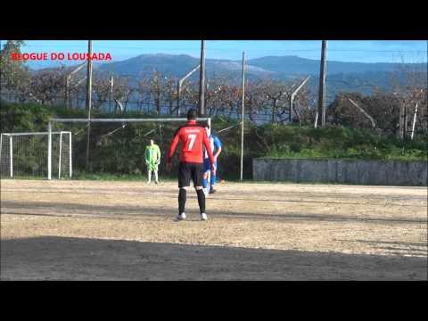 2ª Divisão AF Porto: FC Paços de Gaiolo 0-4 AD Lousada