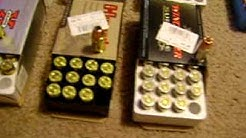 .45 ammo review