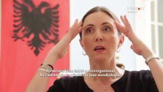 REPORTAZH ALBANIAN COLLEGE HISTORI SHQIPTARE NGA ALMA CUPI | ABC NEWS