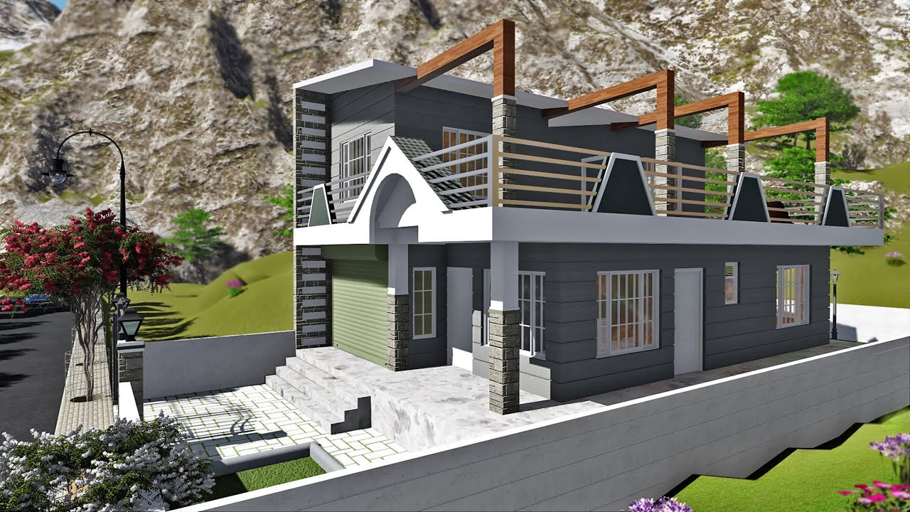 Modern Home Design 2020 Modern Architecture Best Small House Design Youtube