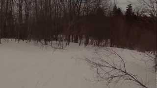 Ski Vermont - Hogback Ski Area, Marlboro, Vermont (Lost) - March 16, 2013