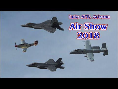 LUKE AFB Air Show 2018