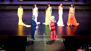 Final Questions & Crowning Miss Jamaica Diaspora 2015