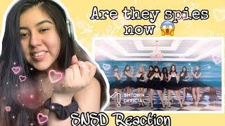 "Reacting to ""Girls' Generation 소녀시대 'Mr.Mr.' MV"""