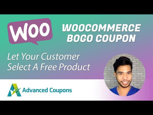 How To Create A WooCommerce BOGO Coupon To Select A Free Product