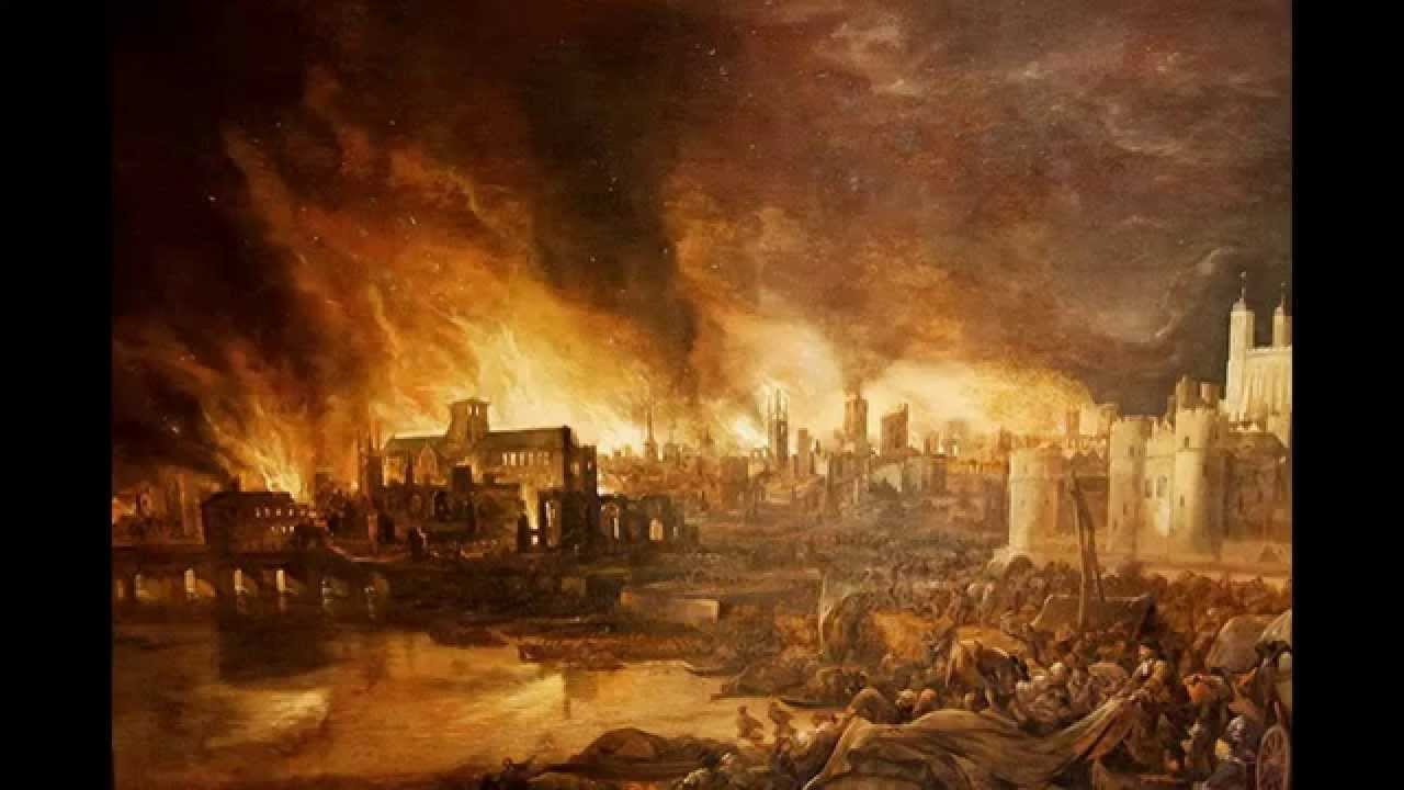 The fire of london facts youtube
