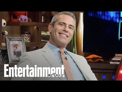 Andy Cohen Plays Shag, Marry, Kill With The Kardashians