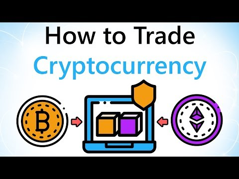 How to Trade Cryptocurrency!
