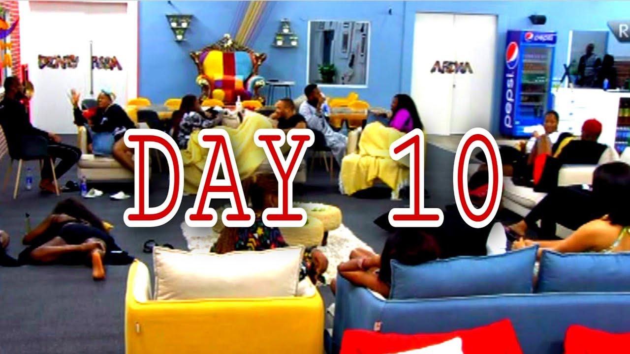 Download BBNaija Lockdown 2020 Day 10 Highlights    BBNaija Season 5