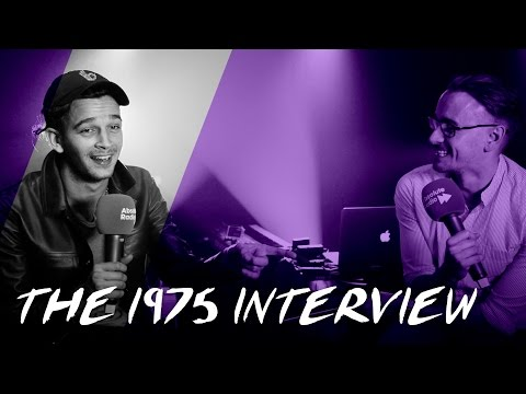 The 1975's Matty Healy talks festivals and fake merch
