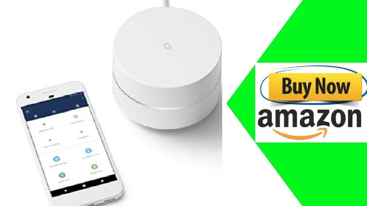 ▶️ BEST SELLERS! Google WiFi system, 3 Pack Router