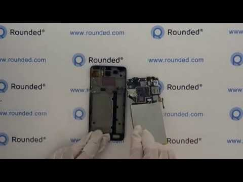 Alcatel ONE TOUCH IDOL X Repair video