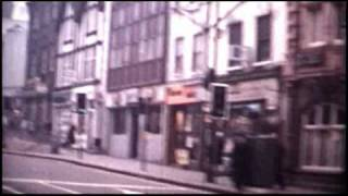 Nottingham City Center 1974