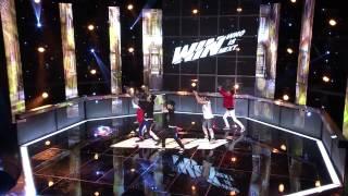 YG WIN: TEAM B FIRST BATTLE DANCE
