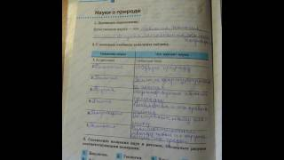 Плешаков, Сонин рабочая тетрадь 2015 год.Стр 6