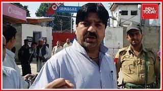 Hurriyat Leader, Hilal Ahmed Waar Hits Out At Govt Over Hurriyat Crackdown 2017 Video
