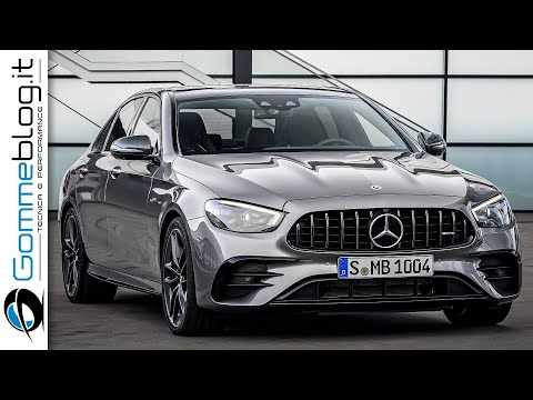 2020 Mercedes E53