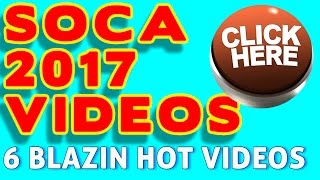 ♫►♫►SOCA 2017 VIDEOS - VIDEO MUSIC BOX EDITION◄♫◄♫ (DJ SWEETMAN )