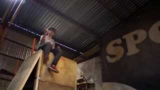 Training in SPOT - parkour park CLAN –