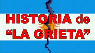 Historia de La Grieta
