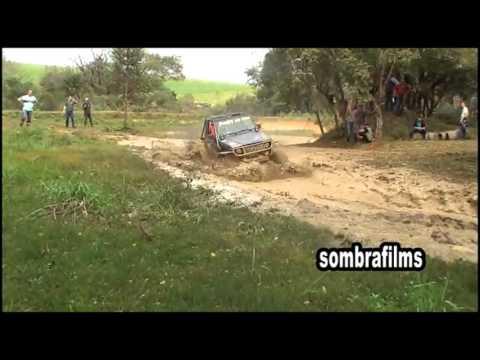 Trilha Marau Suzuki Samurai AP Turbo Pampa Jipe Clube Passo Fundo - RS