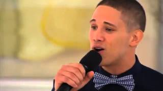 Nathaniel Willemse - When A Man Loves A Woman - Home Visits - The X Factor 2012