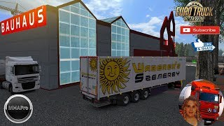 Euro Truck Simulator 2 (1.34)   Essential Trailers Pack Ownable & Skin 1.34x by SilvaTrucker MHA map  Pro 1.34x DAF XF e6 by SCS and Schumi +  DLC's & Mods https://ets2.lt/en/essential-trailers-pack/  Support me please thanks Support me economically at th