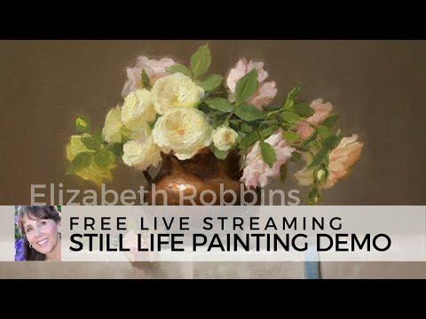 Fine Art Hour with Elizabeth Robbins