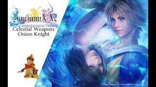 Final Fantasy X (HD) Celestial Weapon Guide - Lulu