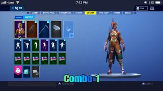 Best Combos for the Ginger Gunner Skin Fortnite