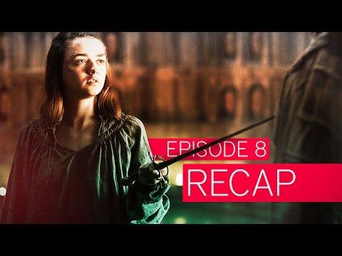 GAME OF THRONES | Staffel 6 | Episode 8 | Recap | 'No One'