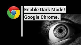 How to Enable Dark Mode in Google Chrome | Windows 10