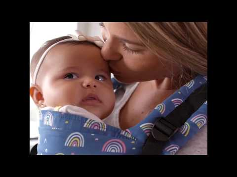 Dreamy Skies Tula Baby Carrier