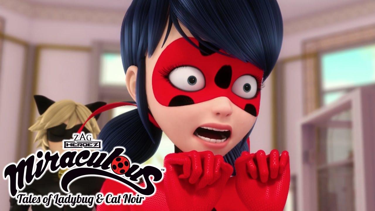 miraculous ladybug best bits compilation ladybug and cat noir